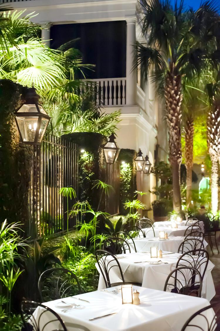most romantic restaurant in charleston sc