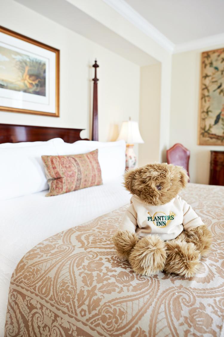 Boutique Charleston Hotel Room
