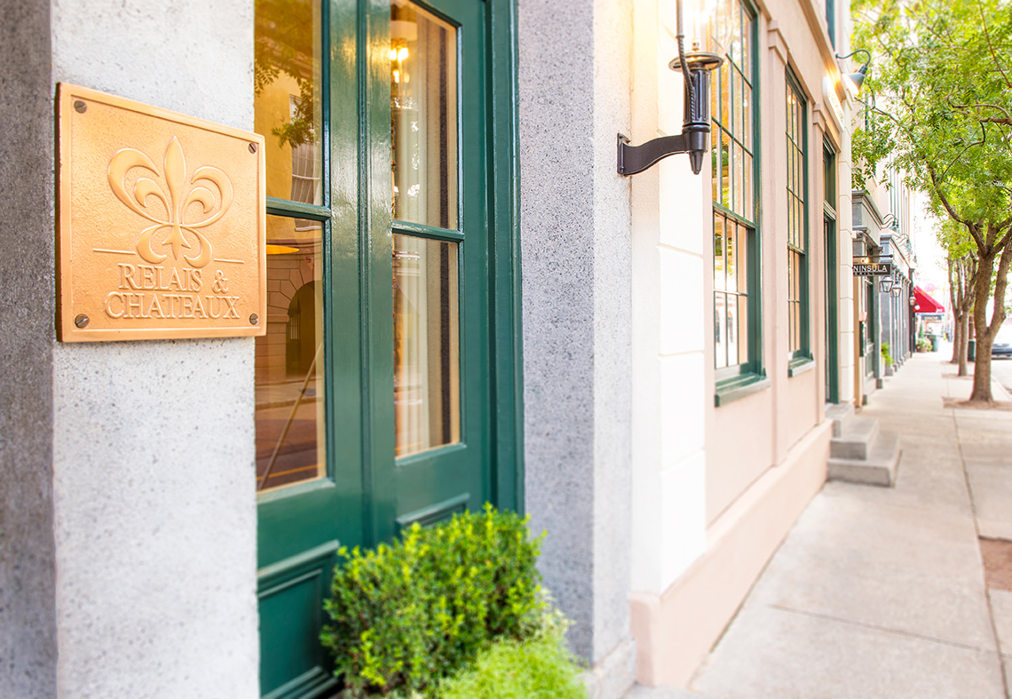 The Elegant 64 Room Planters Inn Relais Châteaux Boutique Hotel Is Located In Very Heart Of Historic Charleston