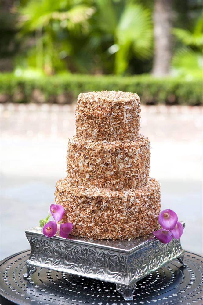 Best Coconut Cake In Charleston