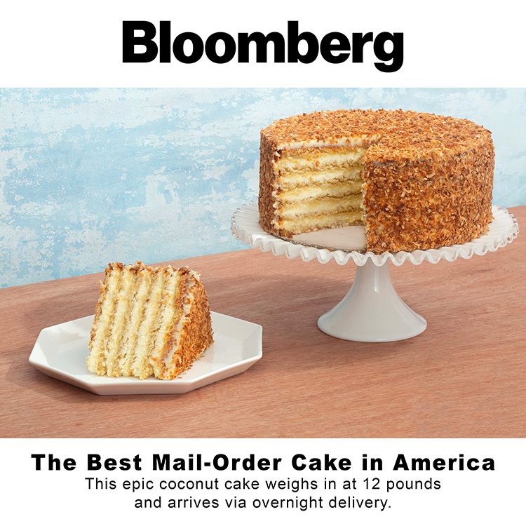 The Best Mail Order Cake in America
