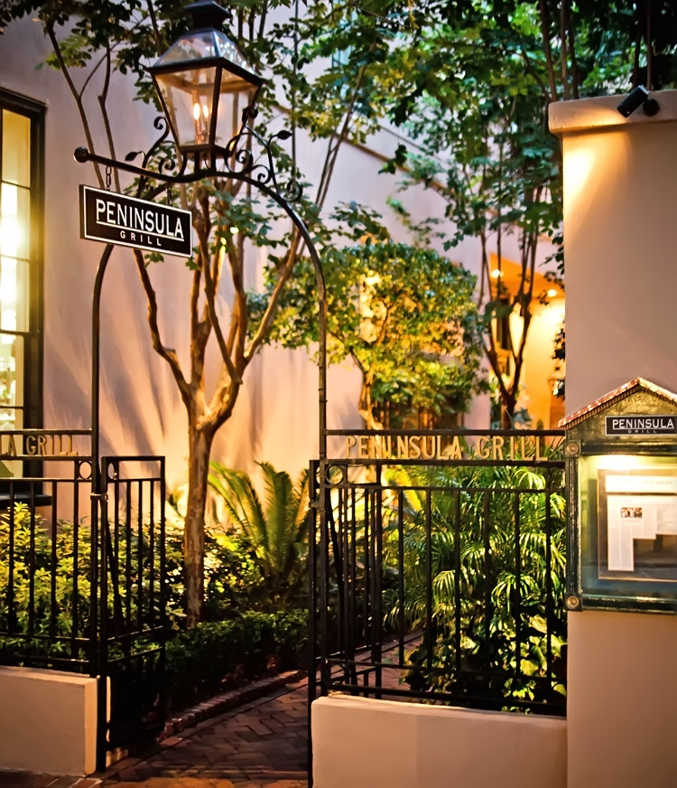 Our Charleston, SC luxury hotel is home to acclaimed Peninsula Grill restaurant