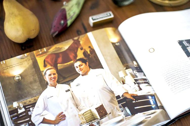 famous Charleston restaurant cookbook Peninsula Grill