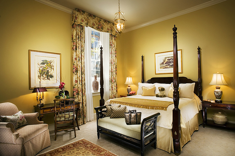 Our Planters Inn luxury hotel rooms are so plush, spacious, and comfortable